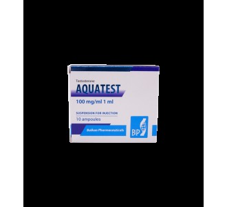 Aquatest 10amps 100mg/ml