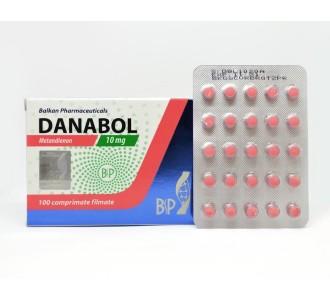Danabol 50 tabs 10mg/tab