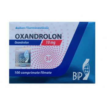 Oxandrolon (Anavar) 25tabs 10 mg/tab