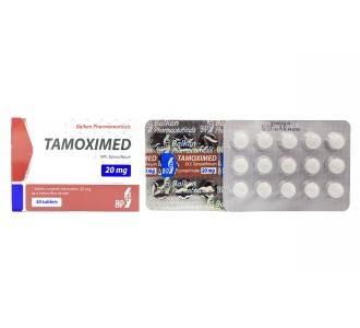 Tamoximed (Nolvadex) 60 tabs 10mg/tab