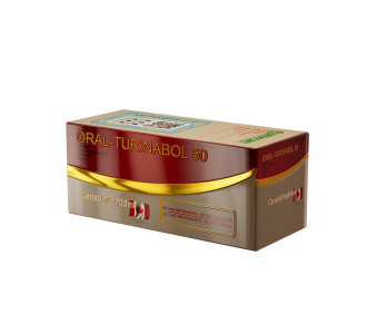 Canada Peptides TURINABOL 50mg 10ml vial