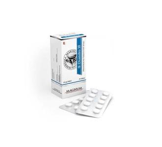 Oxandro-10 (Anavar) 50 tabs 10 mg/tab