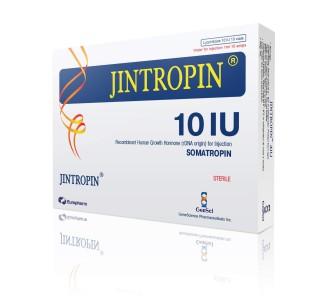Jintropin 100iu kit