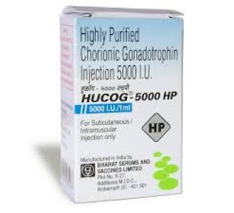 Hucog (HCG) 5000iu