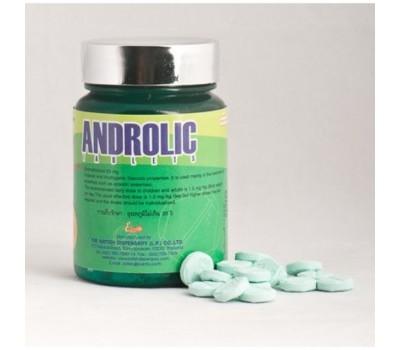 Androlic 100tabs 50mg/tab
