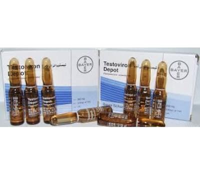 Testoviron Depot 3amps box 250mg/amp