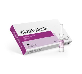 Pharmanan D 300 10amps 300mg/ml Expired