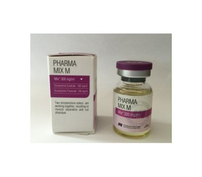PharmaMix M300 (Masteron Mix) 10ml 300mg/ml