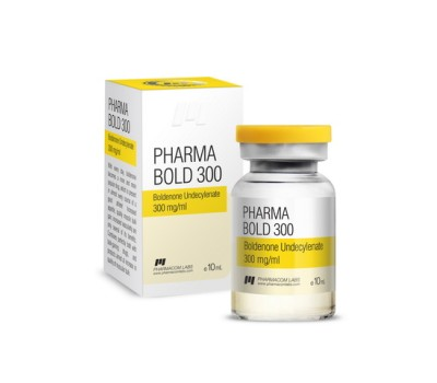 Pharmabold 300 (Equipoise) 10ml 300mg/ml Expired labels