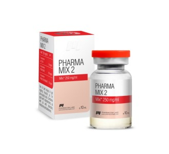 PharmaMix 2 10ml 250mg/ml Expired labels