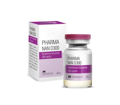 Pharmanan D 300 10ml 300mg/ml expired labels