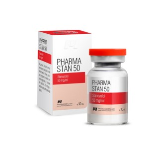 Pharmastan 50 (Winstrol) 10 ml 50mg/ml