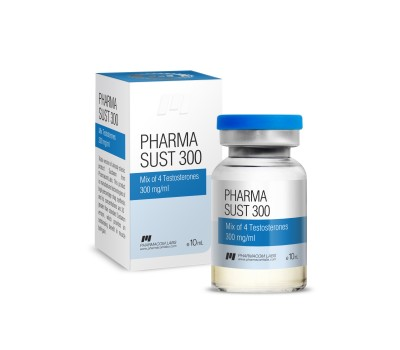 Pharmasust 300 10ml 300mg/ml Expired labels