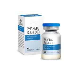 Pharmasust 500 10ml 500mg/ml Expired labels