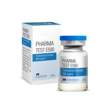 PharmatestE 500 10ml 500mg/ml