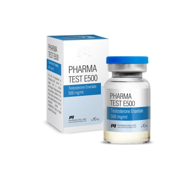 PharmatestE 500 10ml 500mg/ml