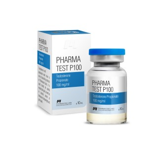 PharmatestP 100 10ml 100mg/ml