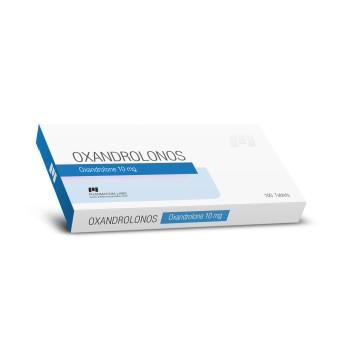 Oxandrolonos (Anavar) 100 tabs 10mg/tab