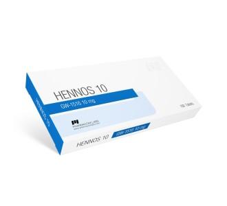 Hennos Oral 10mg/tab 50tabs Blister