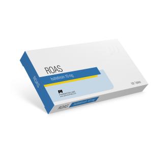 Roas 10mg/tab 50tabs