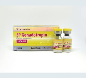 SP Laboratories HCG 1000iu 1 vial