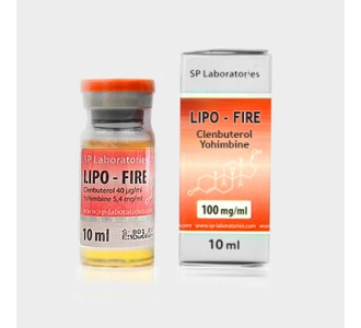 SP Laboratories Lipo Fire