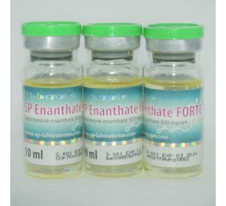 SP Laboratories Enanthate Forte 10ml 500mg/ml