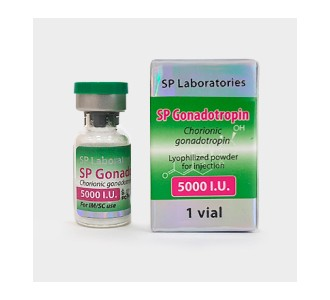 SP Laboratories HCG 5000iu (Human Chorionic Gonadotropin)