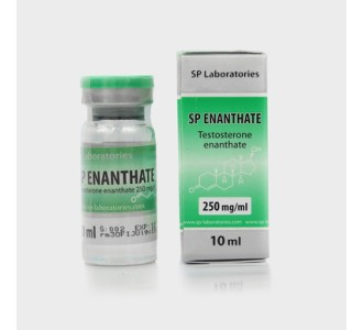 SP Laboratories Testosterone Enanthate 1 vial 10ml 250mg/ml