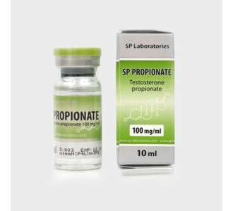 SP Laboratories Testosterone Propionate 1 vial 10ml 100mg/ml