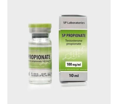 SP Laboratories Testosterone Propionate 1 vial 10ml 100mg/ml