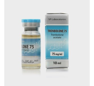 SP Laboratories Trenbolone Acetate 10ml vial 75mg/ml