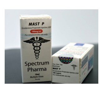 Mast P (Drostanolone Propionate) 10ml 100mg/ml