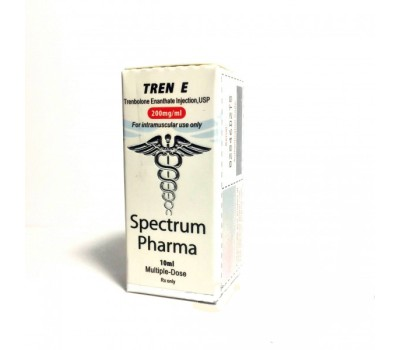Spectrum Pharma Trenbolone Enanthate 200 10ml 200mg/ml