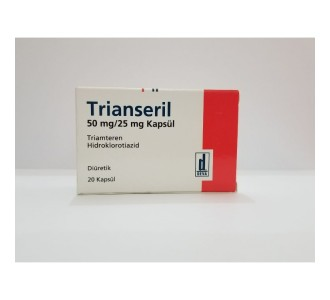 Trianseril 20 caps 75mg/cap