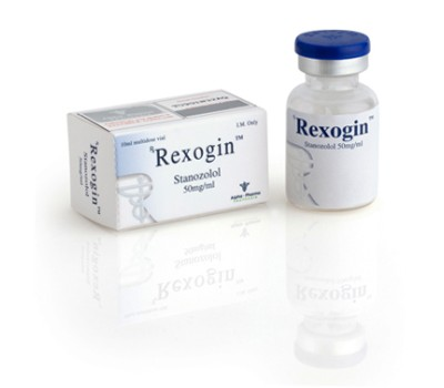 Buy original Alpha Pharma Rexogin ( Stanazolol Suspension)