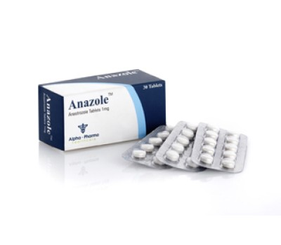 Buy original Alpha Pharma Anazole (Arimidex)