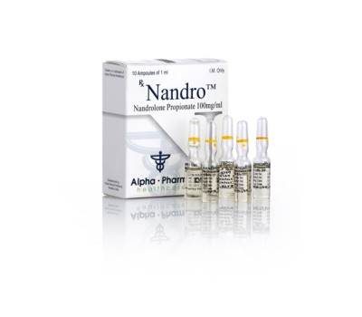 Nandro 10 amps 100mg/ml