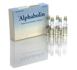 Alphabolin 5amps 100mg/ml