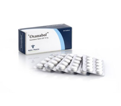 Buy original Alpha Pharma Oxanabol (Anavar)