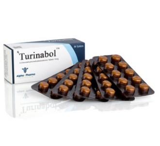 Turinabol 50tabs 10mg/tab