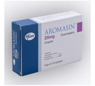 Aromasin (Examestane) 30 tabs 25 mg/tab