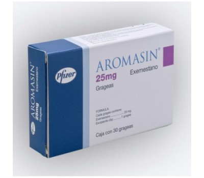 Buy original Pfizer Aromasin ( Exemestan)