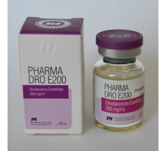 PHARMADRO E200 10ml 200mg/ml
