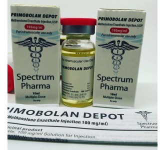 Spectrum Pharma Primobolan 100 10ml 100mg/ml