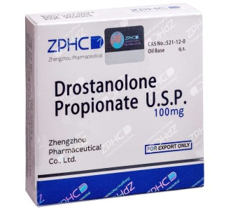 Drostanolone Propionate 10amps 100mg/ml