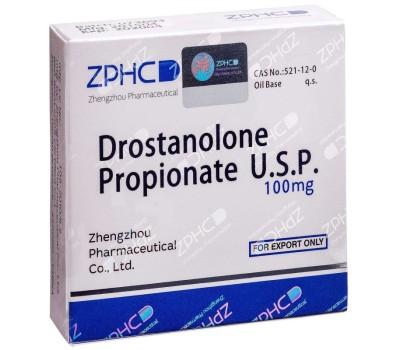 Drostanolone Propionate 10amps 100mg/ml