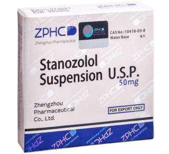 Stanazolol Suspension 10amps 50mg/vial