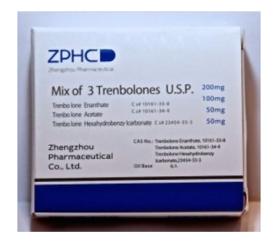 Mix of 3 Trenbolones 10 amps 200mg per ml