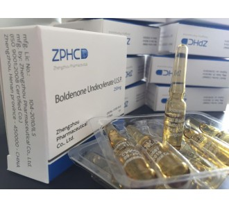 Boldenone Undecylenate 10 amps 250mg/ml